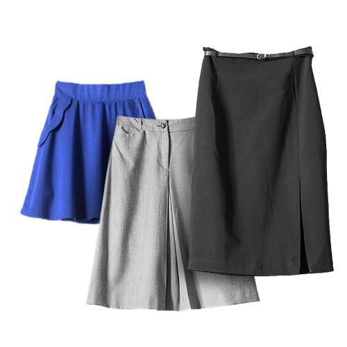 スカート類